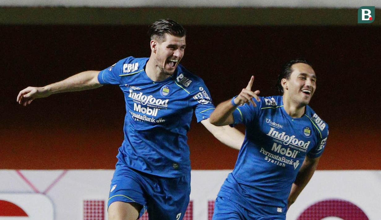Skuad Pemain Persib Bandung Musim 2021/2022 Bertabur Bintang 5