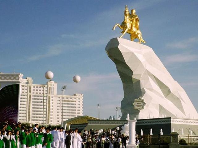 Ashgabat, Turkmenistan Kota Paling Mahal di Dunia 4