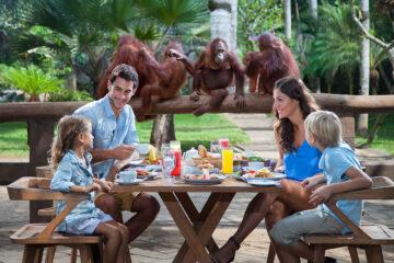 3 Tempat Wisata Kebun Binatang Favorit Wisatawan di Bali 13