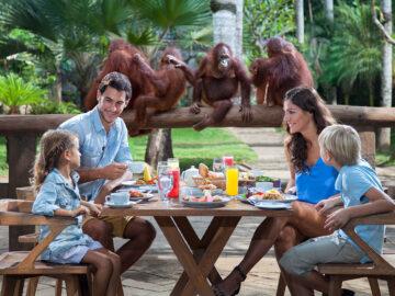 3 Tempat Wisata Kebun Binatang Favorit Wisatawan di Bali 10