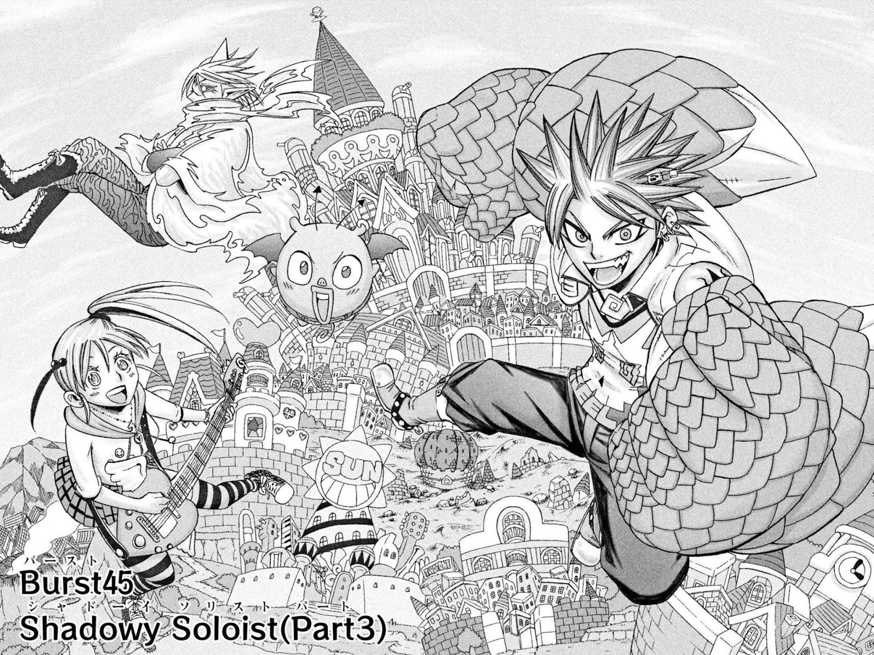 5 Action Manga yang Jarang Diketahui Banyak Orang 5