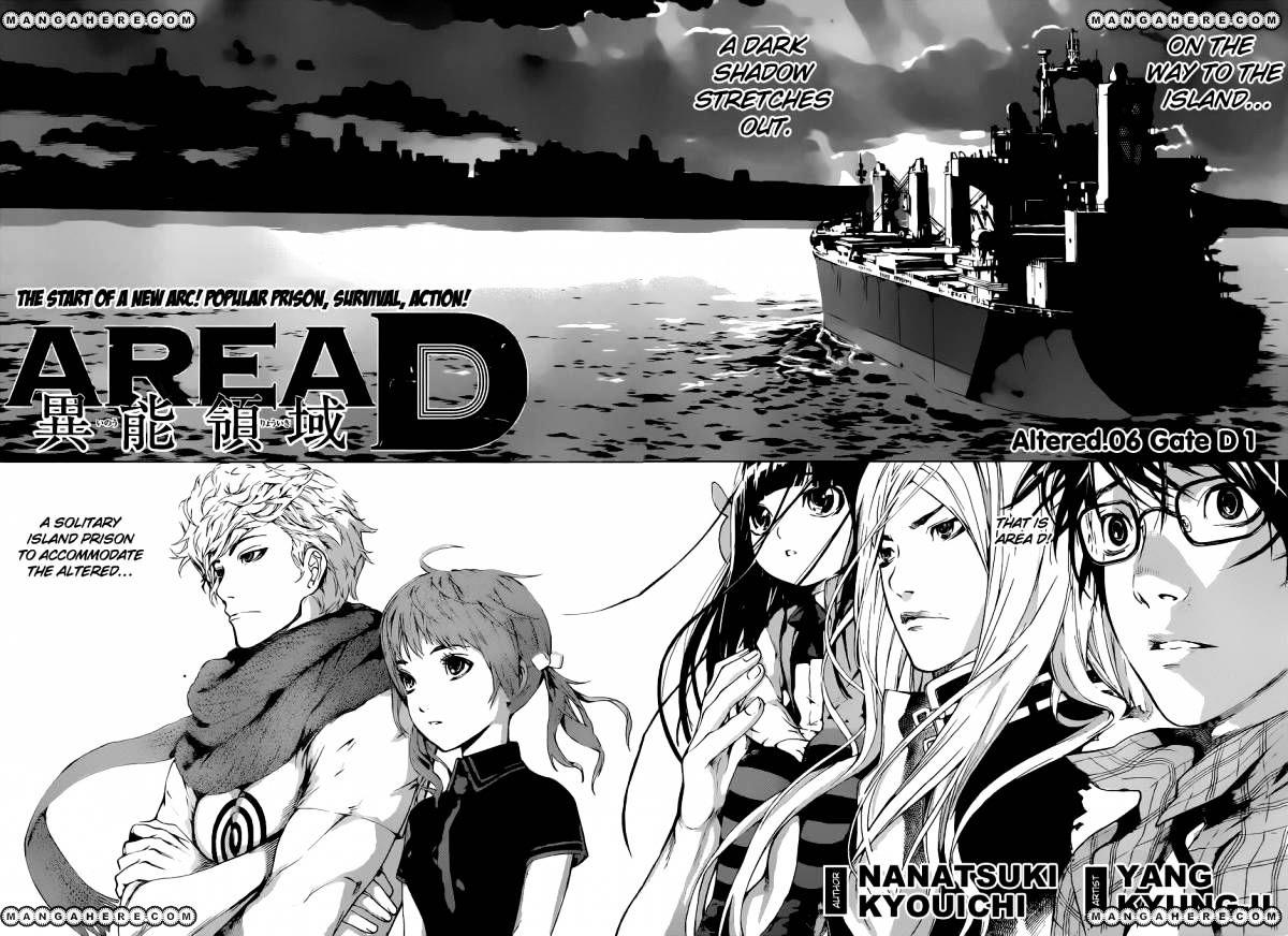 5 Action Manga yang Jarang Diketahui Banyak Orang 4