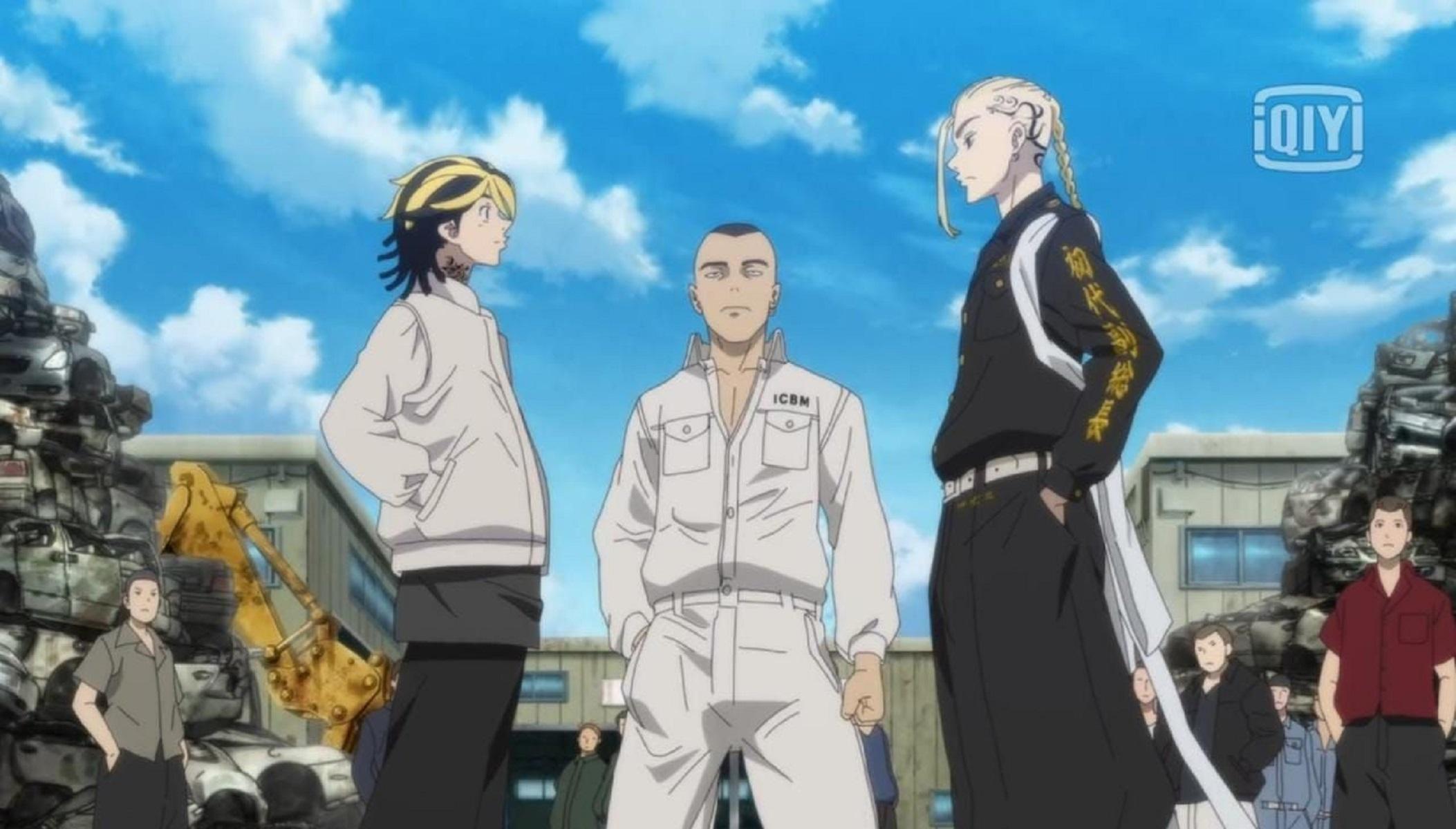 Spoiler Tokyo Revengers Episode 20, Takemichi Selamatkan Baji Dari Kematian 3