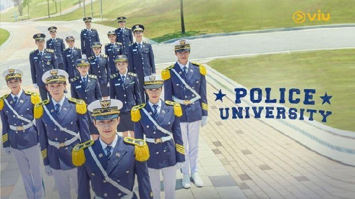 Poster Drama Police University