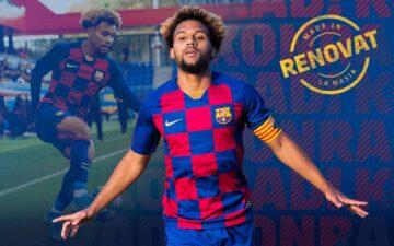 Pesona Skuad Catalan Barcelona Musim 2021/2022 5