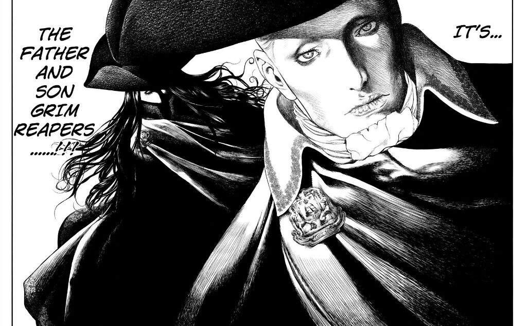 5 Historical Manga dengan Cerita dan Aksi yang Memukau Mata 4