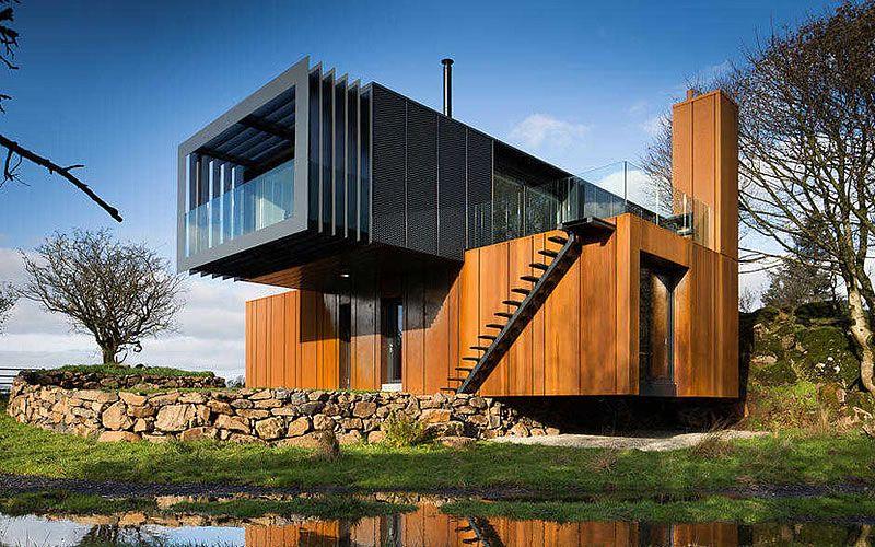 Desain Unik Bangunan Rumah Terbaik di Dunia 5