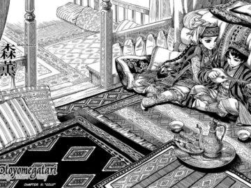 Daftar Pemenang Manga Taisho Award Tahun 2008-2021 6