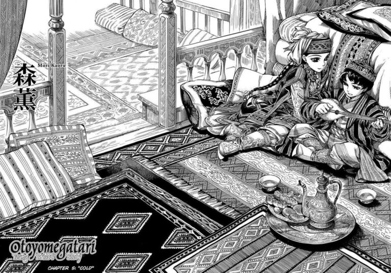 Daftar Pemenang Manga Taisho Award Tahun 2008-2021 1