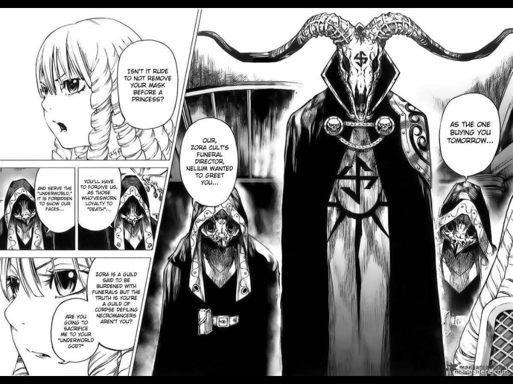 5 Action Manga yang Jarang Diketahui Banyak Orang 7