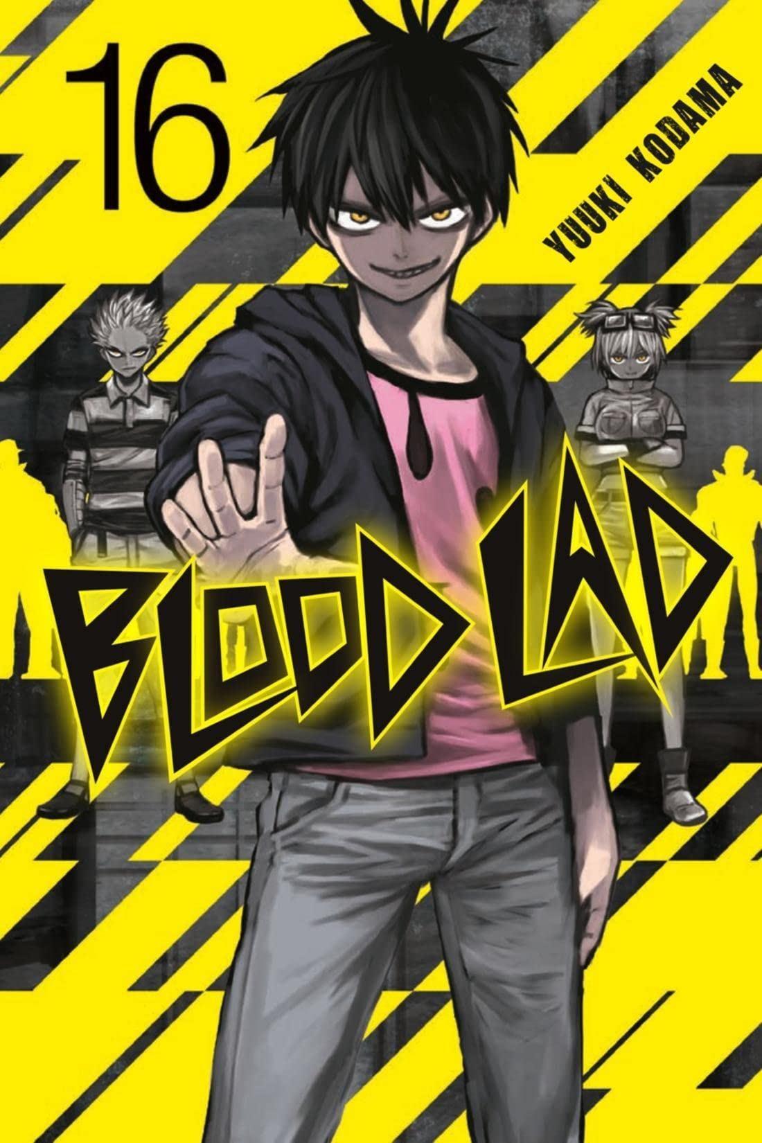 Cover Volume 16
