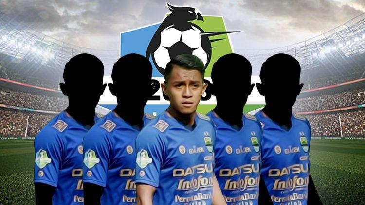 Skuad Termahal Klub-Klub Indonesia Musim Ini 4