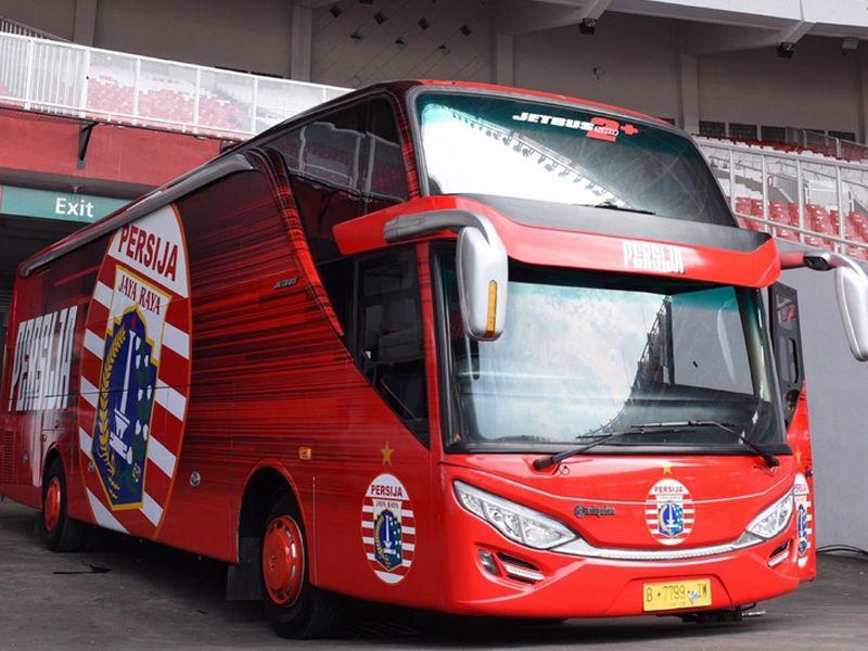 Indahnya Bus Klub Sepakbola Indonesia 4