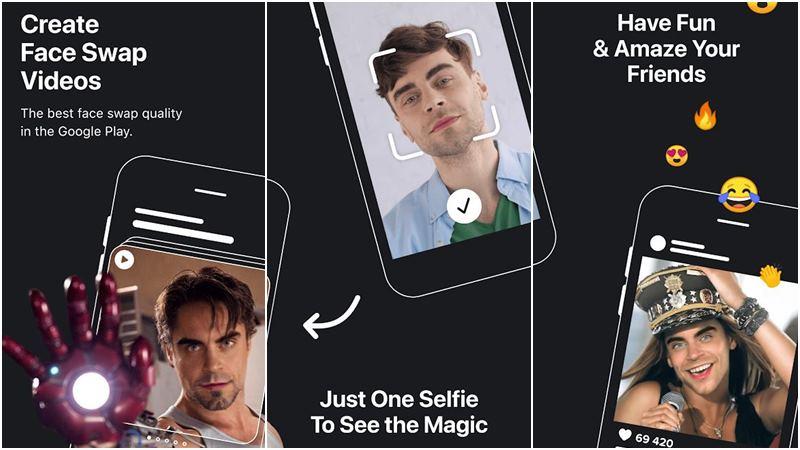 Reface Face Swap: Edit Video Dengan Wajah Kalian 3