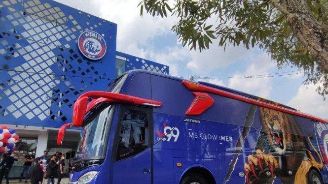 Indahnya Bus Klub Sepakbola Indonesia 5