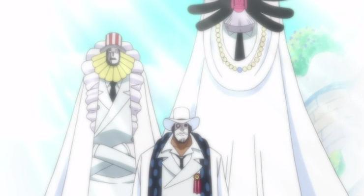 7 Karakter dalam One Piece yang Paling Misterius 7