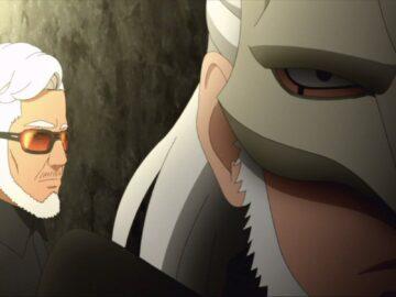 Spoiler Boruto : Naruto Next Generation Episode 212, Pengkhinatan Amado dan Koji 9