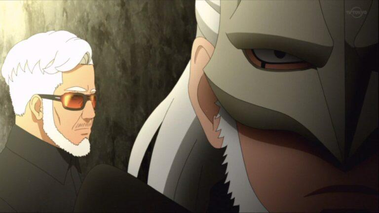 Spoiler Boruto : Naruto Next Generation Episode 212, Pengkhinatan Amado dan Koji 1