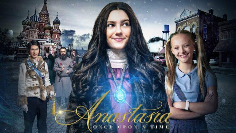 Petualangan Anastasia di Anastasia: Once Upon A Time 2019 1