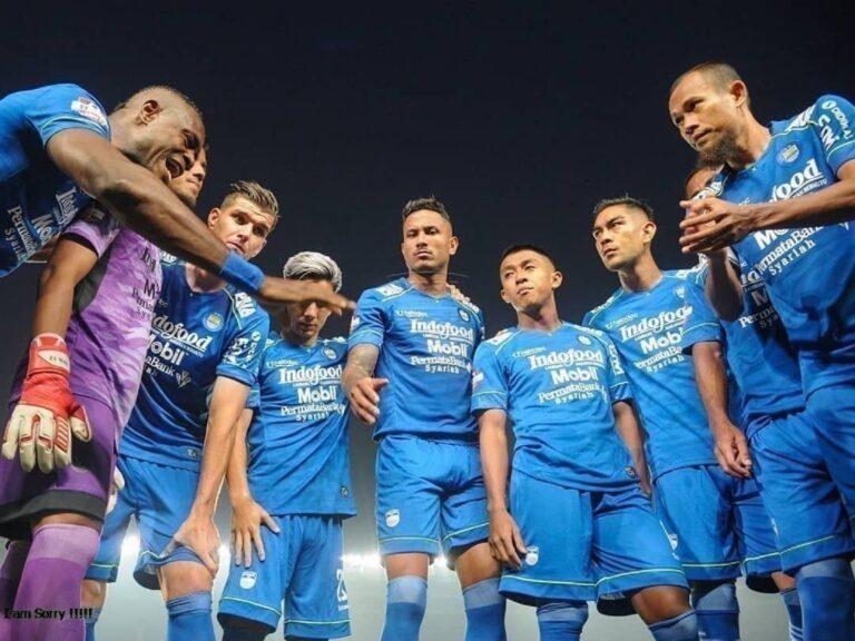 Skuad Pemain Persib Bandung Musim 2021/2022 Bertabur Bintang 1