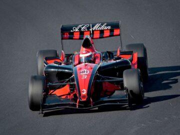 Tim Balap Mobil Klub Sepakbola AC Milan, AC Milan Superleague Formula Racing Team 7