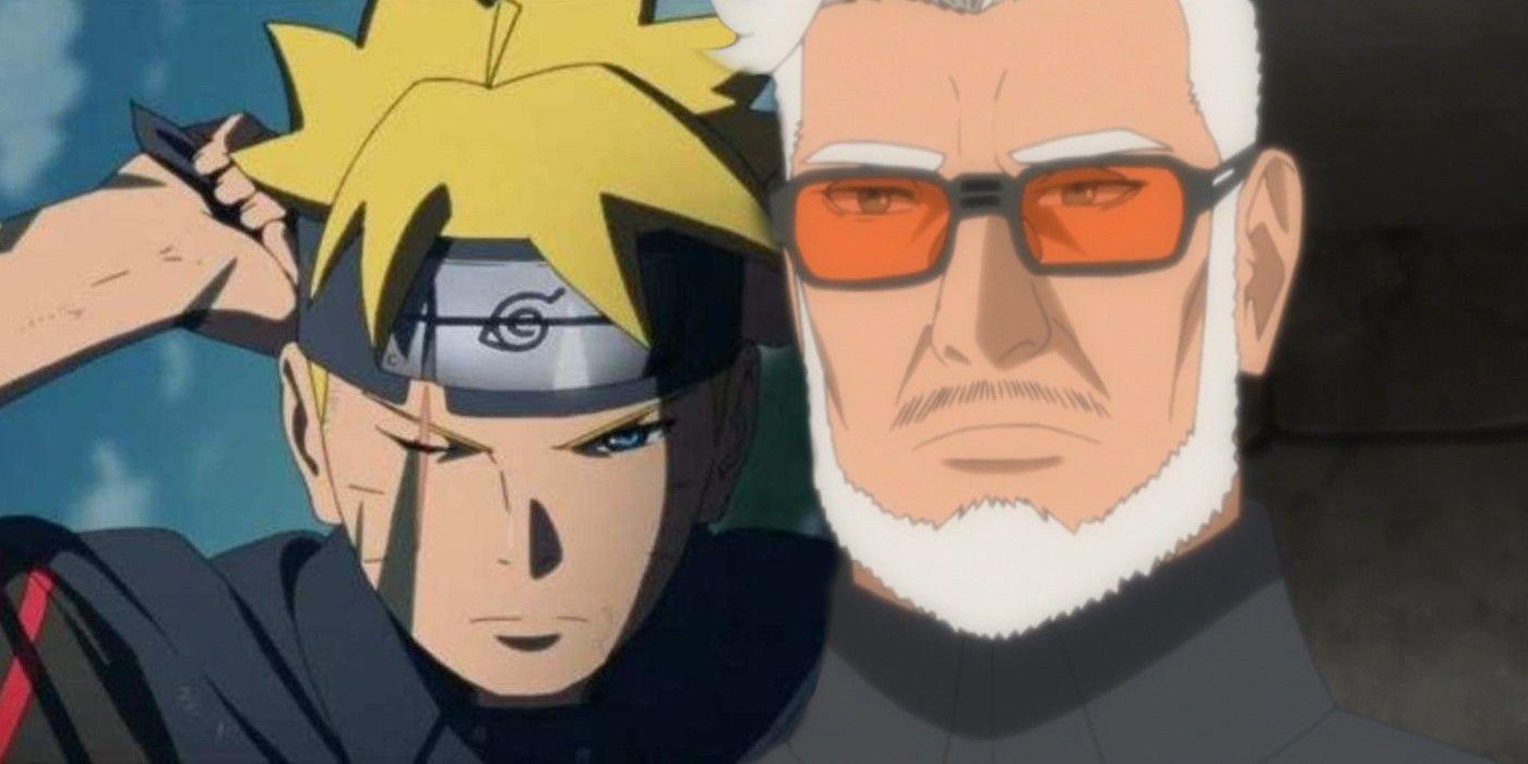Spoiler Boruto : Naruto Next Generation Episode 212, Pengkhinatan Amado dan Koji 5