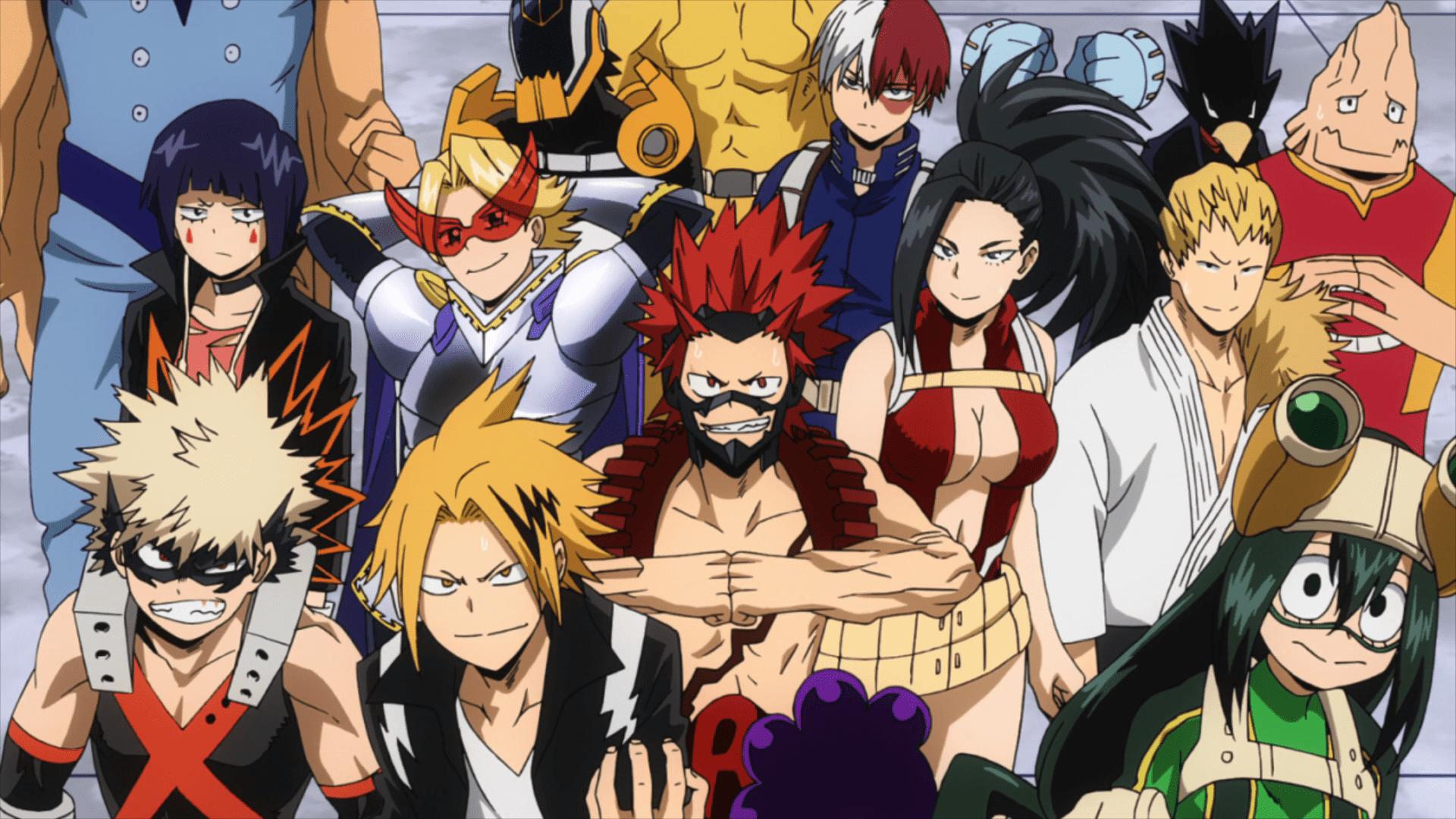 My Hero Academia Merupakan Anime yang Overrated 4