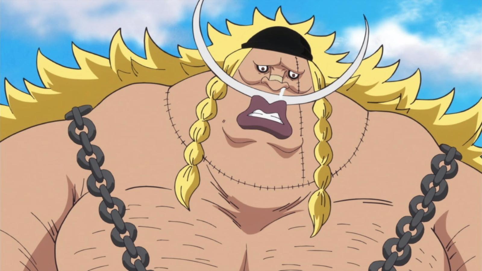 7 Karakter dalam One Piece yang Paling Misterius 6