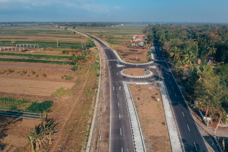 Potret Jalur Daendels Petanahan Mirip Jalan Tol 1