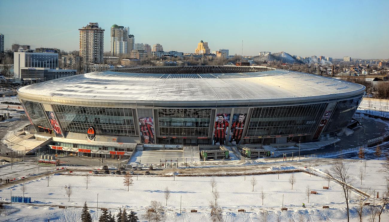 Shakhtar Donetsk, Klub Sepak Bola Kebanggaan Ukraina 6