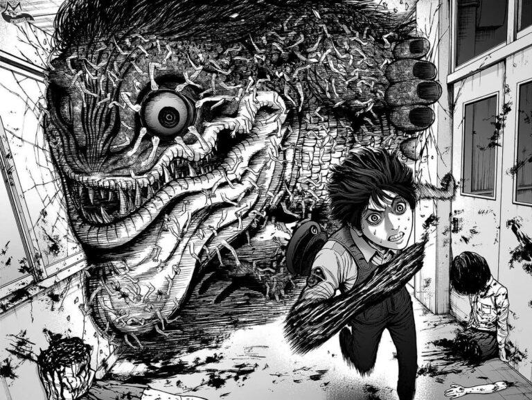 5 Action Manga yang Jarang Diketahui Banyak Orang 1
