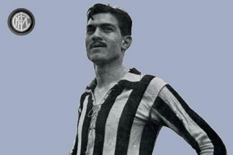 Virgilio Fossati, Kapten Inter Milan & Prajurit Italia yang Gugur pada Perang Dunia I 1
