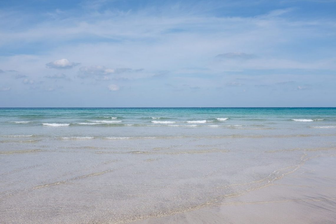 Hamdeok Beach - foto: wisatamuda