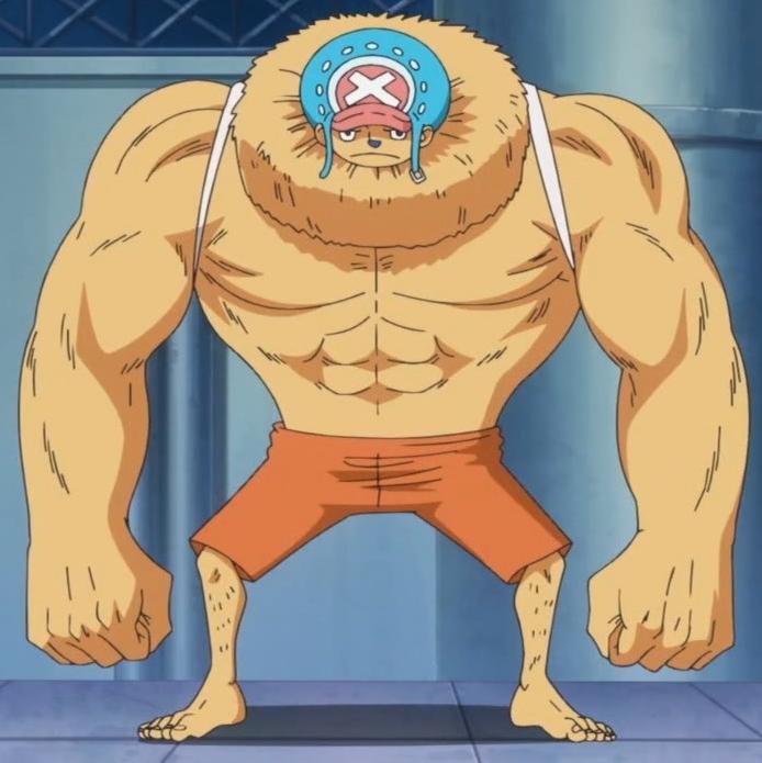 8 Buah Iblis di One Piece dengan Kekuatan Paling Tidak Berguna 9