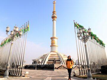 Ashgabat, Turkmenistan Kota Paling Mahal di Dunia 3