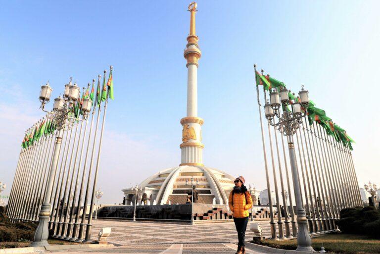 Ashgabat, Turkmenistan Kota Paling Mahal di Dunia 1