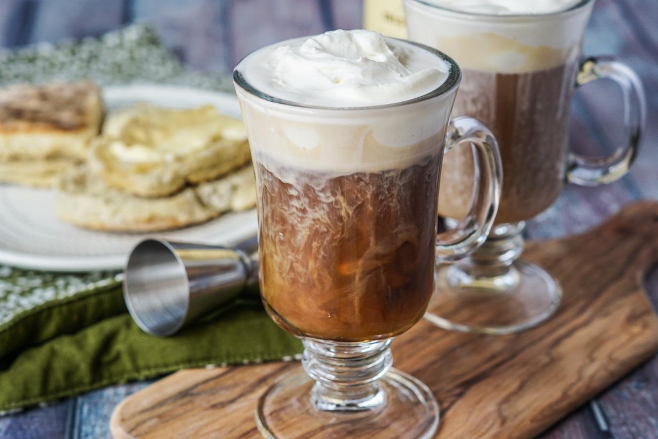 """Resep Irish Coffee """"Kopi Irlandia"""" Tanpa Alkohol 3"""