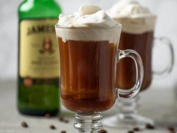 """Resep Irish Coffee """"Kopi Irlandia"""" Tanpa Alkohol 5"""