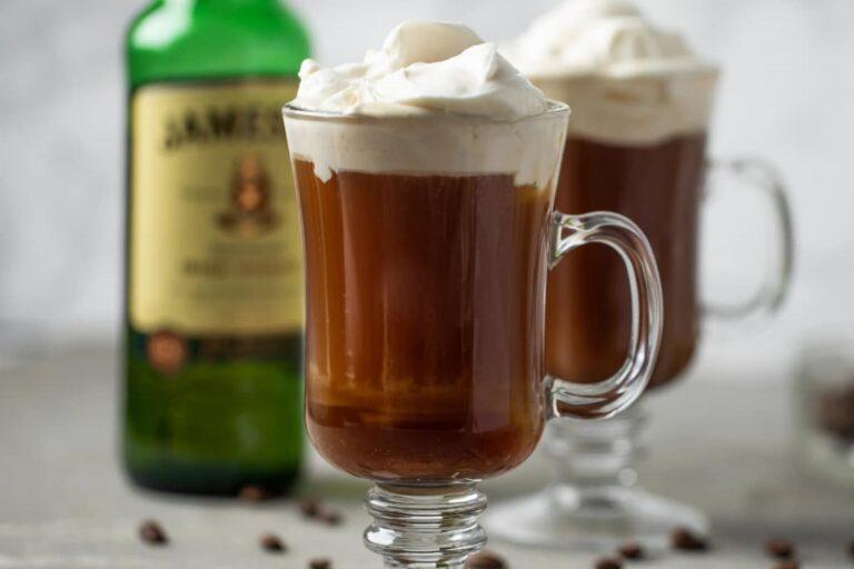 """Resep Irish Coffee """"Kopi Irlandia"""" Tanpa Alkohol 1"""