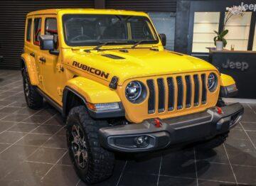 Wrangler dan Jeep Mewah Paling Berkelas Sepanjang Masa 2