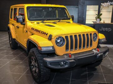 Wrangler dan Jeep Mewah Paling Berkelas Sepanjang Masa 3