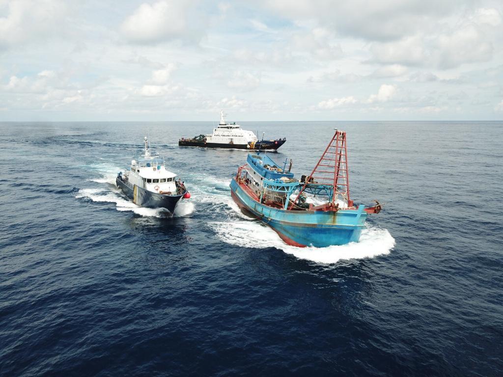 Penegakan Hukum Illegal Fishing Yang Kian Marak 3