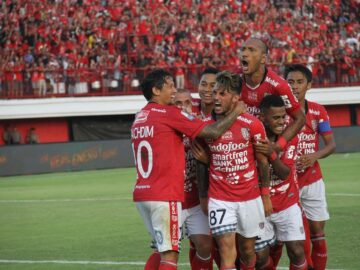 Skuad Termahal Klub-Klub Indonesia Musim Ini 10