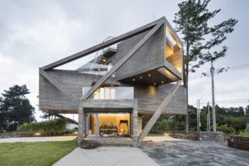 Desain Unik Bangunan Rumah Terbaik di Dunia 1