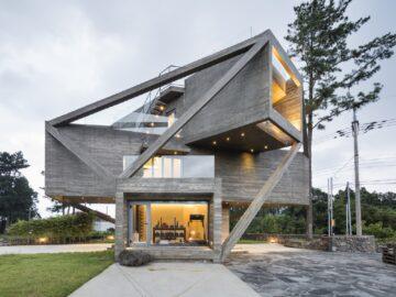 Desain Unik Bangunan Rumah Terbaik di Dunia 6