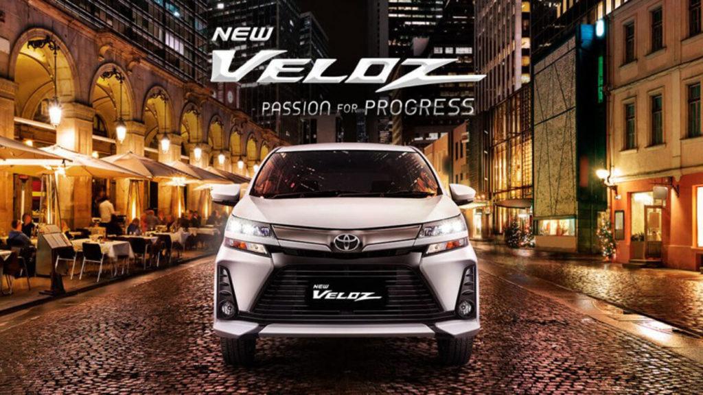 Toyota Avanza Veloz Facelift Terbaru 3
