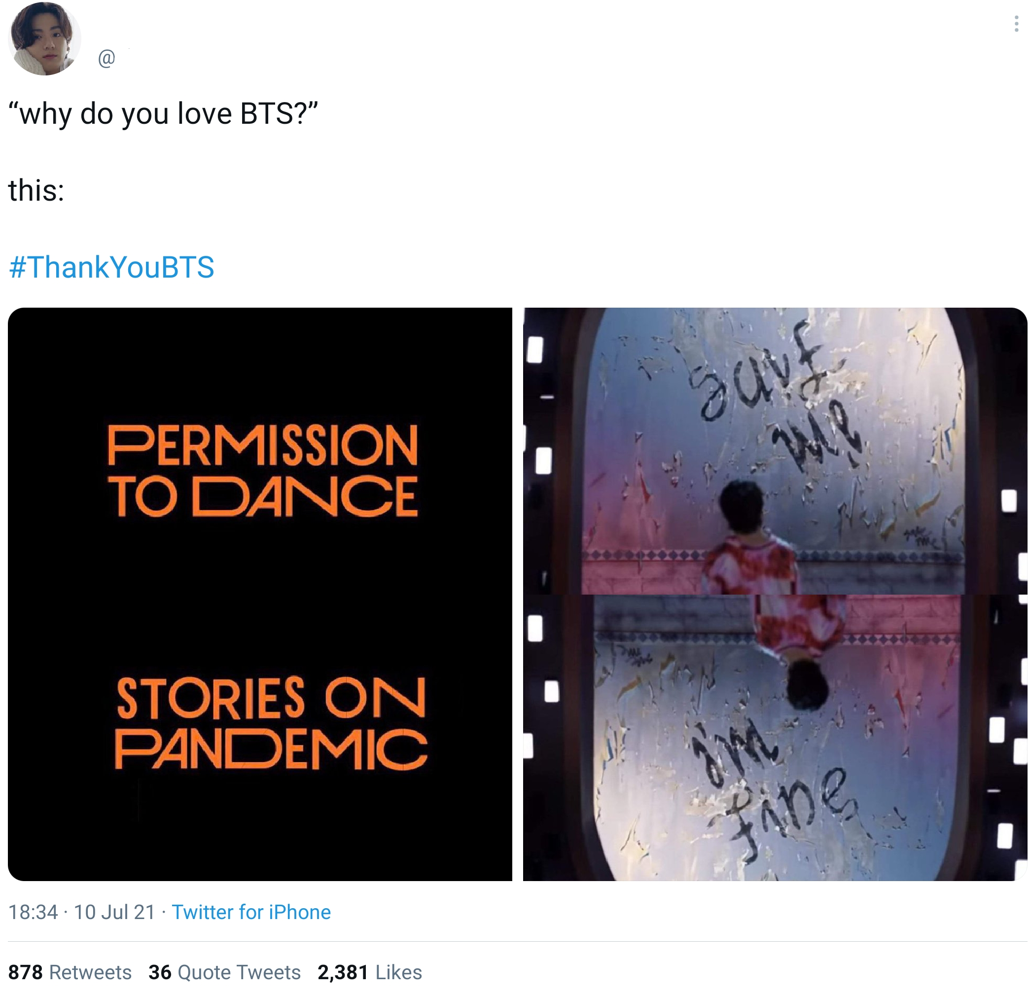 BTS Permission To Dance: Makna Lagu dari Bahasa Isyarat hingga Teori Cover 7