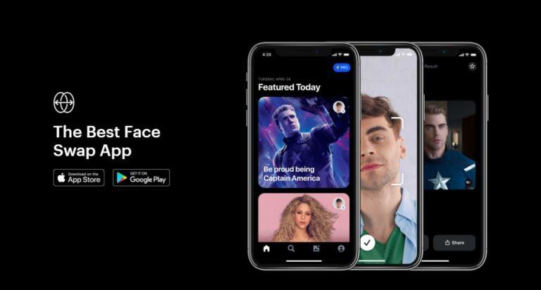 Reface Face Swap: Edit Video Dengan Wajah Kalian 1