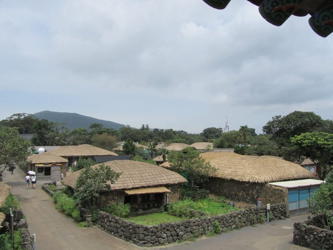 Seongeup Folk Village - foto: wisatamuda