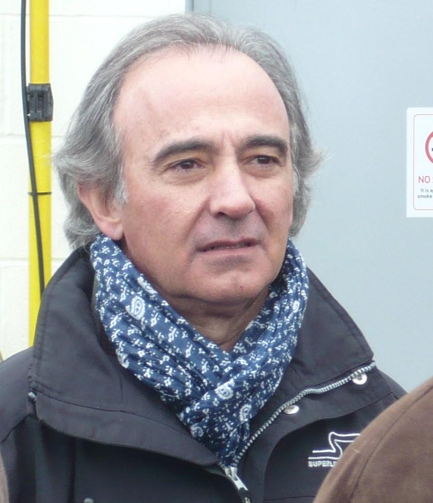 Alex Andreu, salah satu pencetus SuperLeagu Formula. Sumber gambar: wikimedia.org